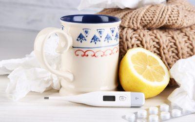 流感再次侵襲,保護全家人的健康