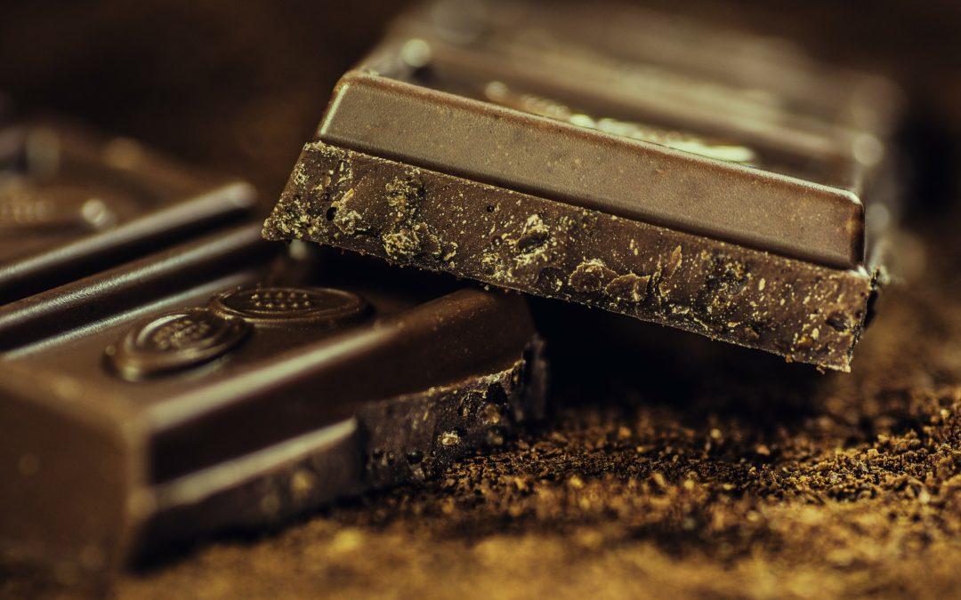 情人節!來吃黑巧克力?